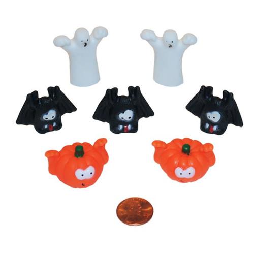 Mini Halloween Finger Puppets