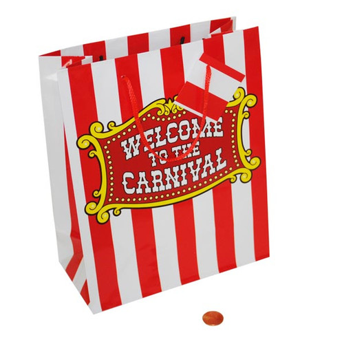 Carnival Themed Gift Bags