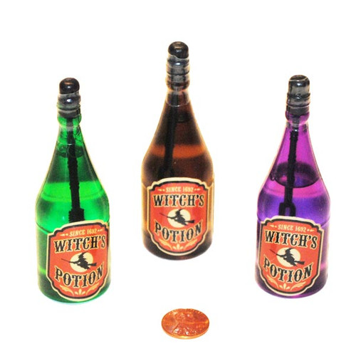 Witches Potion Bubbles - Halloween Toy