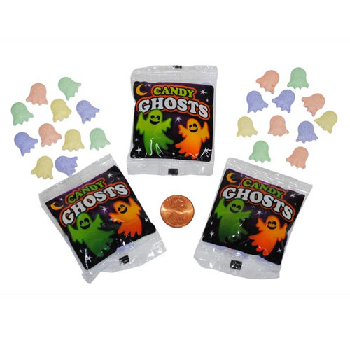 Ghost Shaped Candies