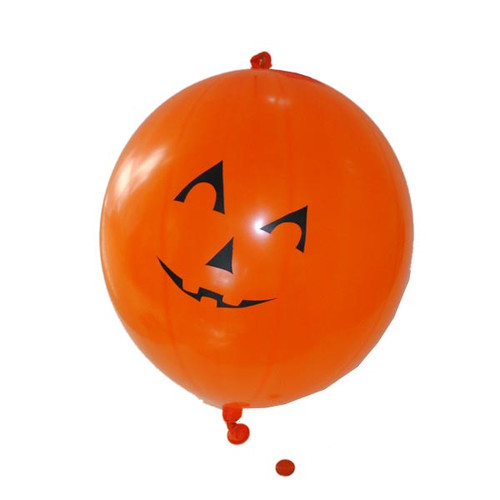 Pumpkin Punch Ball Toys
