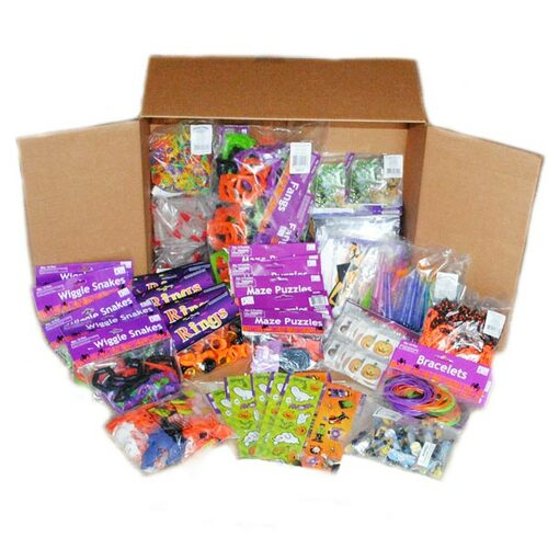 Bulk Halloween Prizes and Small Toys