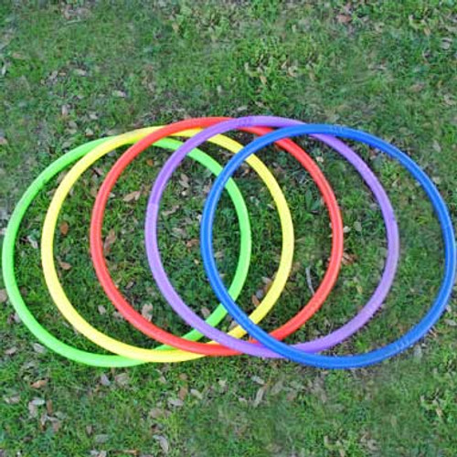 Snap Together Hula Hoops