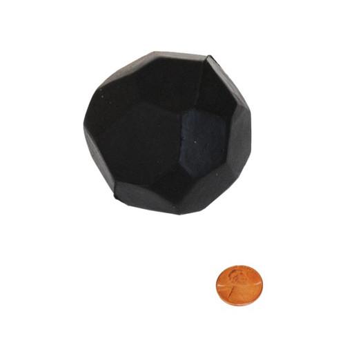 Lump of Coal Stress Ball Toy