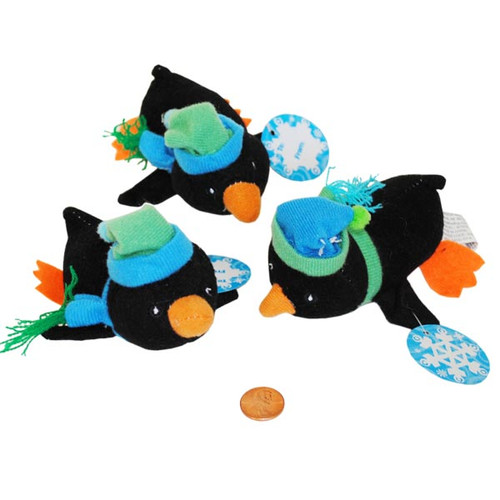 Mini Stuffed Animal Penguins Wholesale
