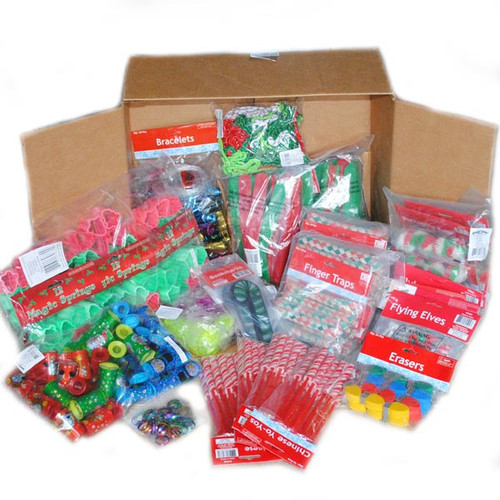 Bulk Small Holiday Toys - Christmas Themed Small Toys Wholesale