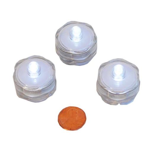 Mini Bright LED White Underwater Lights