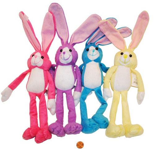 Long Eared Stuffed Animal Bunnies - toy