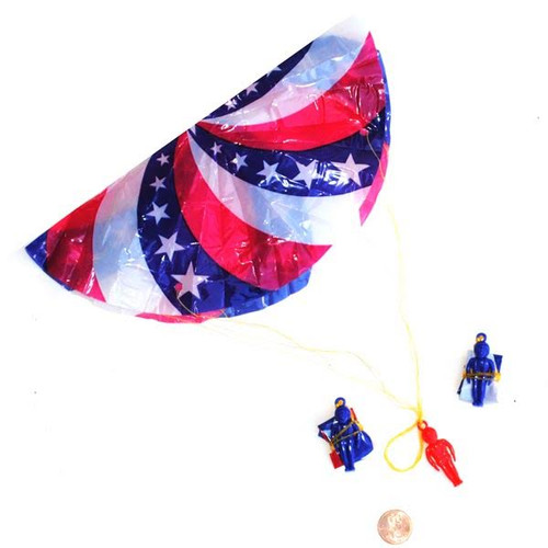Vinyl Patriotic Paratroopers