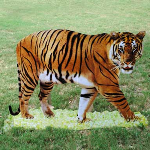Tiger Cardboard Stand Up