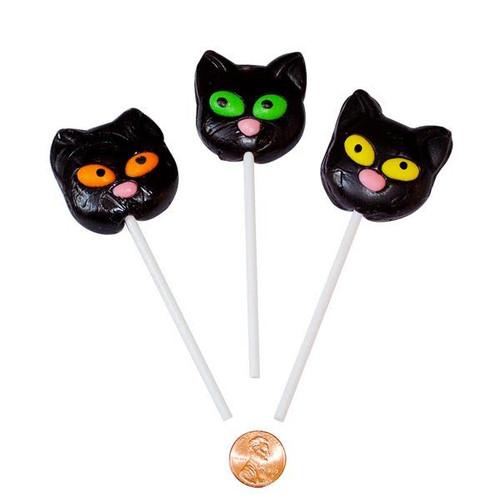Black Cat Character Suckers