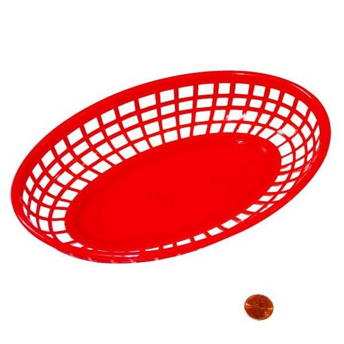 Plastic Diner Baskets