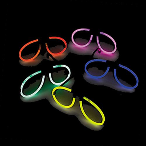 Glow in the Dark Glasses Eyewear