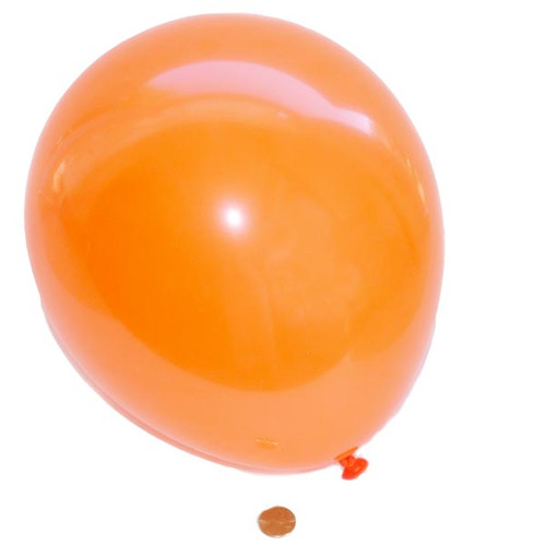 Orange Balloons Wholesale