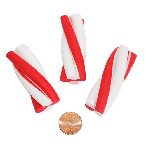 Peppermint Twist Erasers