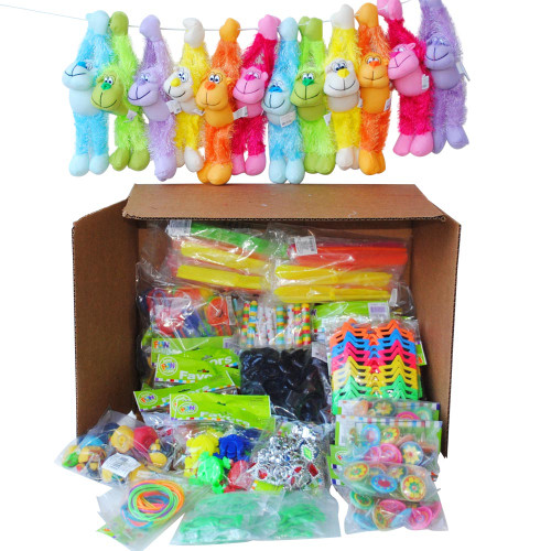 Carnival Prizes - Discount Bulk Carnival Toys - Fun Assortment Medium & Large Prizes