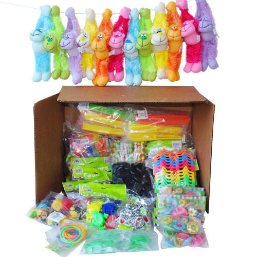 Carnival Prizes - Discount Bulk Carnival Toys - Fun Assortment Medium & Large Prizes