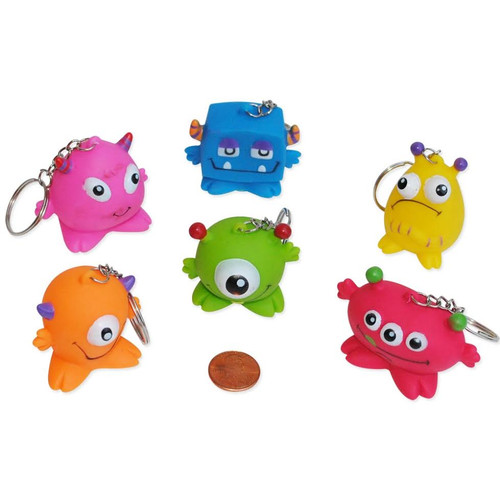 Monster Key Chains Small Toy