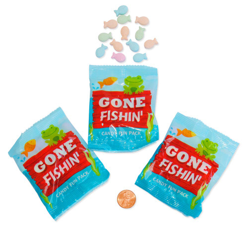 Fish Candy Fun Packs