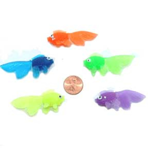 Mini Plastic Fish