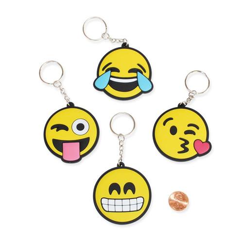 Emoji Key Chains