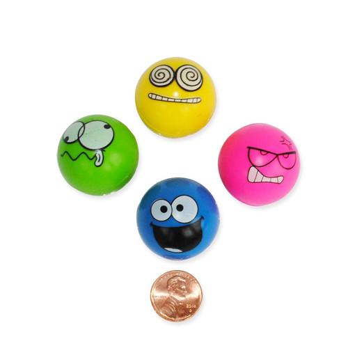 Emotions Bouncing Balls Small Toys