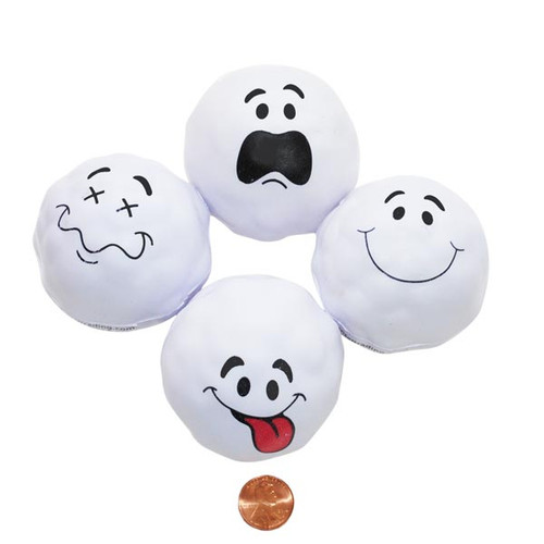 Relaxable Snow Ball Toys