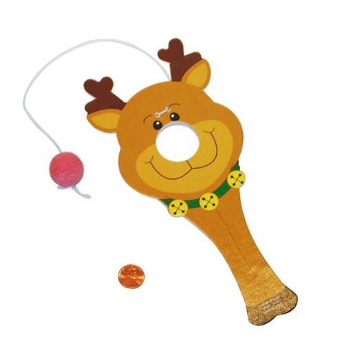 Reindeer Catch Game