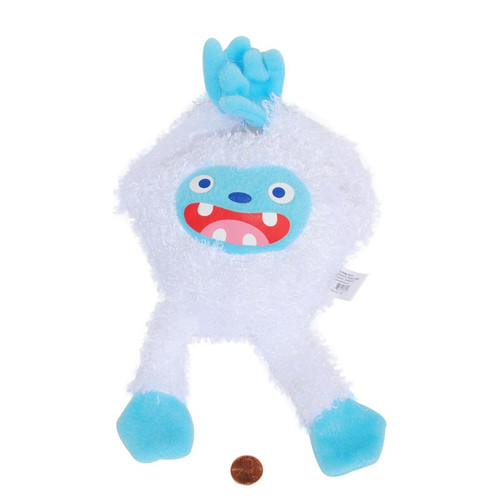 Stuffed Long Arm Snow Monster Toy