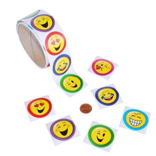 Emoji Sticker Roll