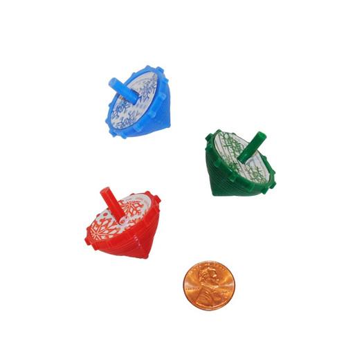 Snowflake Mini Spin Tops
