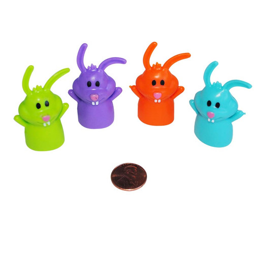 Mini Bunny Finger Puppets