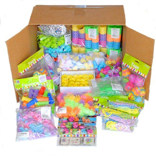 Easter Egg Filler -  Egg Toy Stuffer Wholesale