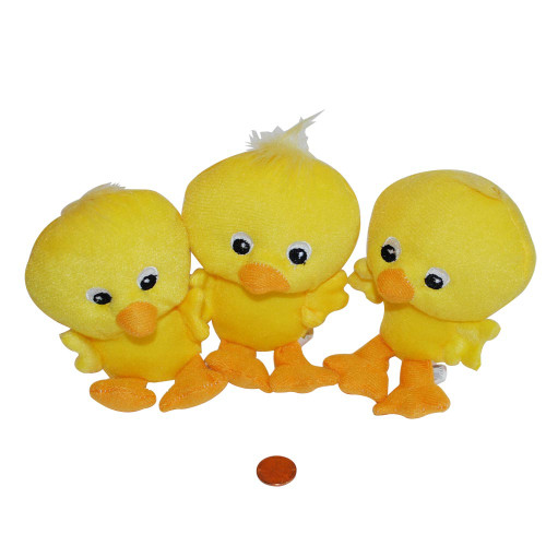 Stuffed Big Head Chicks