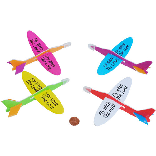 Fly with the Lord Gliders - Inexpensive Christian Prize