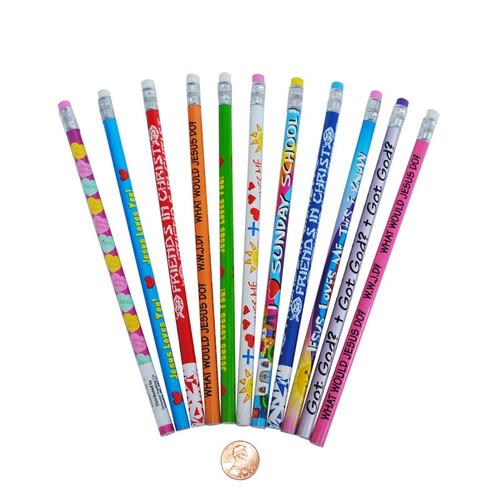 Christian Pencil Assortment