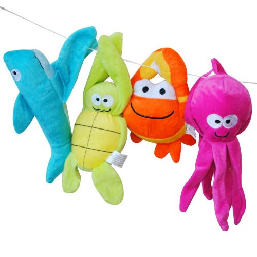 Plush Long Arm Sea Creatures Stuffed Toys