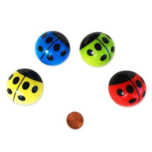 Pull Back Ladybug Small Toy - Wholesale