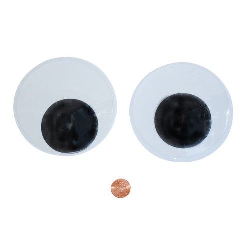 Jumbo Googly Eyes for Crafts and Games