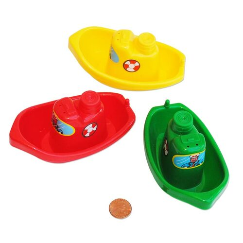 Toy Floating Boats - Safety Tested for Children of All Ages!