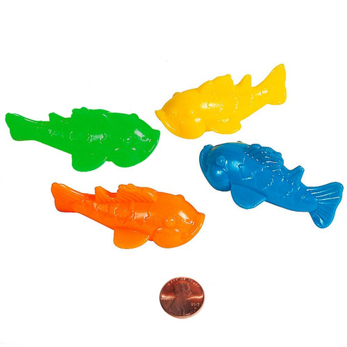 Stretchy Flying Fish Small Toy
