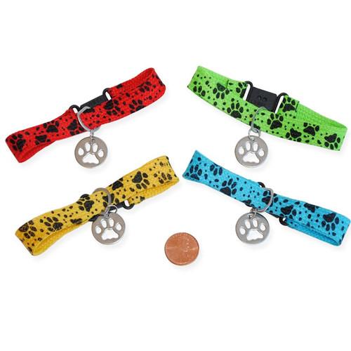 Pet Paw Charm Bracelets Kids Toy