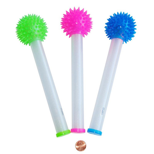 Flashing Ball Sticks - Includes Batteries