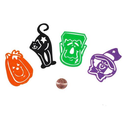 Halloween Stencil Bookmarks - New