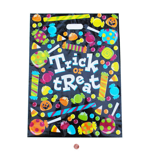 Trick or Treat Candy Bags - New