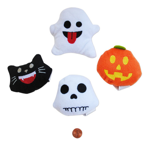 Emoji Halloween Plush - New