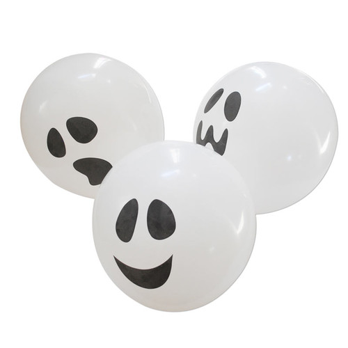 Latex Ghost Balloons wholesale - New
