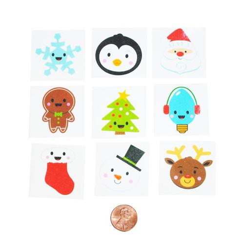 Holiday Character Tattoos