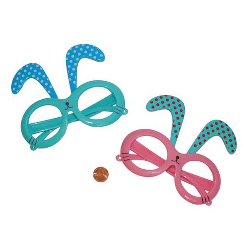 Child Sized Bunny Ear Glasses