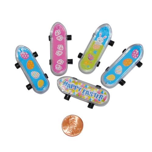 Easter Mini Skateboards
